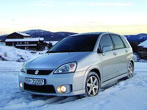 Технические характеристики Suzuki Liana