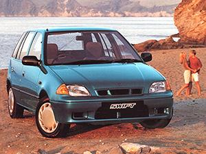 Swift с 1996 по 2002