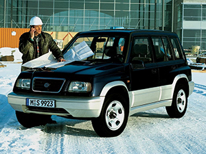 Технические характеристики Suzuki Vitara 16V 1994-1999 г.