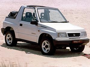 Технические характеристики Suzuki Vitara Cabrio 1988-2001 г.