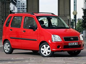 Технические характеристики Suzuki Wagon R+ 1.0 2003-2006 г.