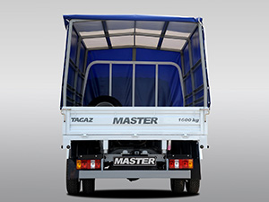 ТагАЗ Master 2 дв. борт-тент Master