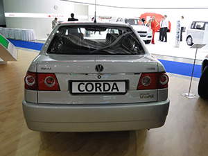 ТагАЗ Vortex Corda 4 дв. седан Vortex Corda