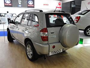 ТагАЗ Vortex Tingo 5 дв. внедорожник Vortex Tingo