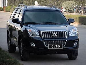 Технические характеристики ТагАЗ C 190 (Jac Rein)