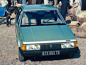 Talbot  Tagora 4 дв. седан Tagora