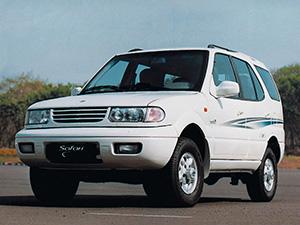 Tata Safari 5 дв. внедорожник Safari