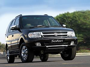 Технические характеристики Tata Safari