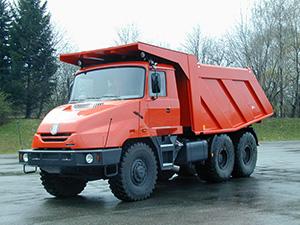 Технические характеристики Tatra T163