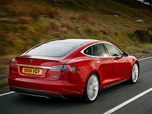Tesla Model S 5 дв. хэтчбек Model S