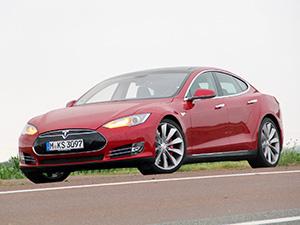 Model S с 2013 по