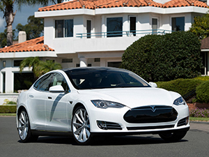 Технические характеристики Tesla Model S