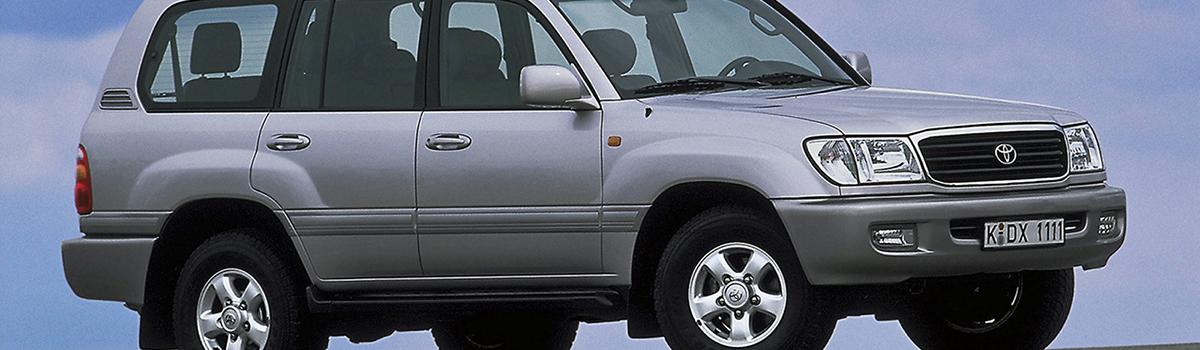 параметры toyota land cruiser 4.7 2002