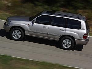 Toyota Land Cruiser 5 дв. внедорожник 100