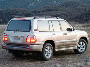 Toyota Land Cruiser 5 дв. внедорожник 105