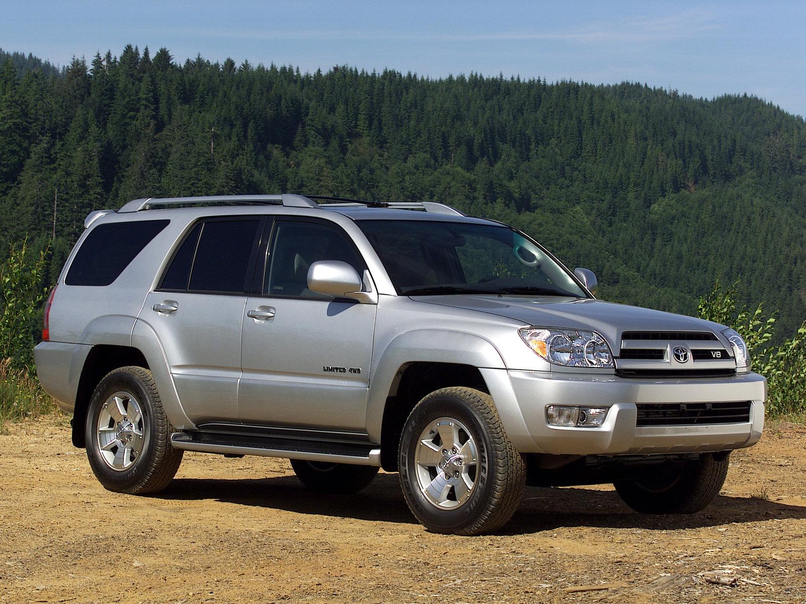 Toyota (Тойота) 4 Runner 2003-2005 г.