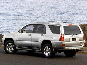 Toyota 4 Runner 5 дв. внедорожник 4 Runner