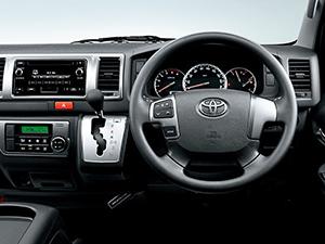 Toyota Regius 4 дв. минивэн Ace