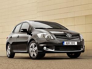 Toyota Auris 5 дв. хэтчбек Auris