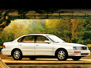 Toyota Avalon 4 дв. седан Avalon