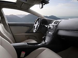Toyota Avensis 4 дв. седан Avensis