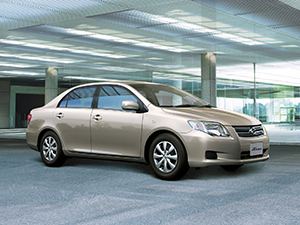 Toyota Corolla Axio 4 дв. седан Corolla Axio
