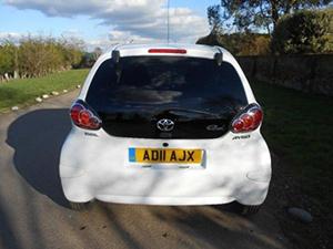 Toyota Aygo 3 дв. хэтчбек Aygo