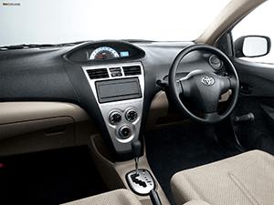 Toyota Belta 4 дв. седан Belta