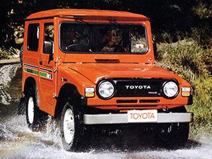 Toyota Blizzard 3 дв. внедорожник Blizzard