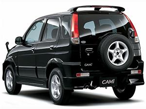 Toyota Cami 5 дв. внедорожник Cami