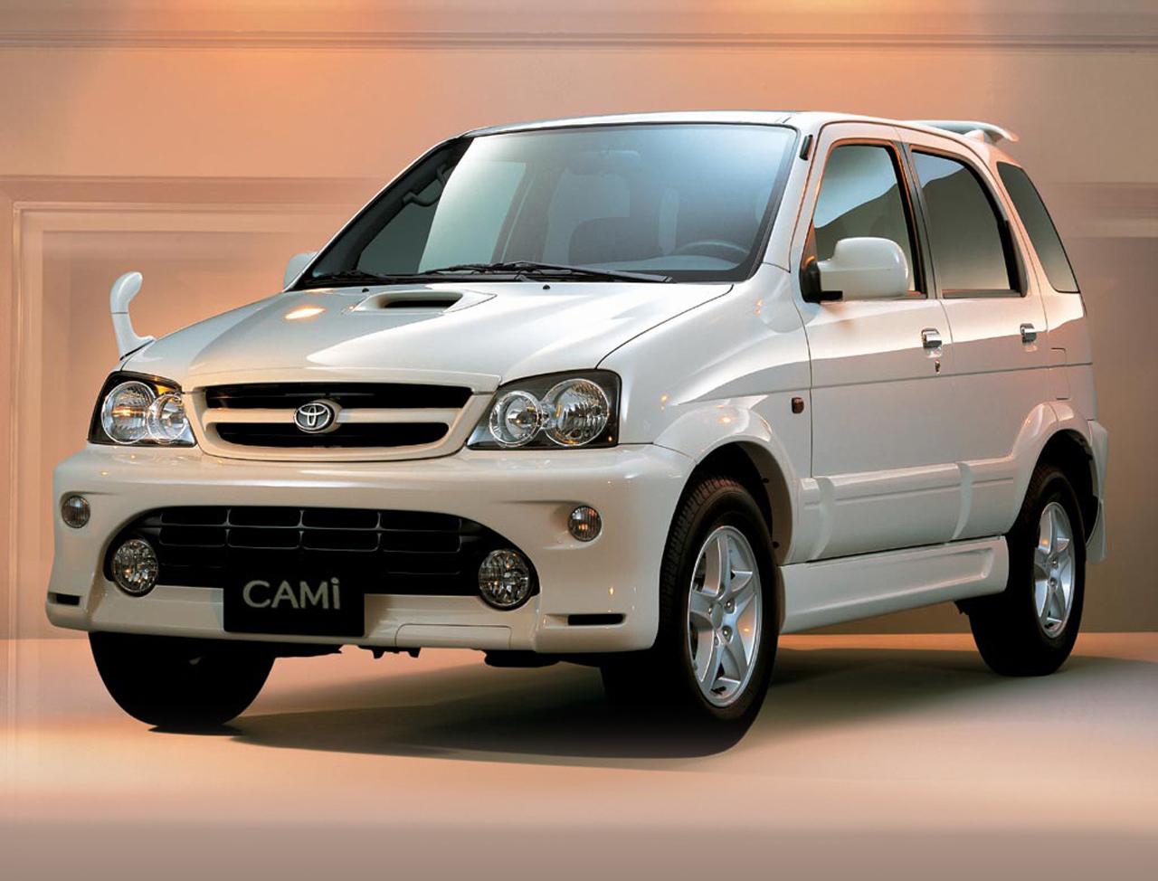 Toyota (Тойота) Cami 1999-2005 г.