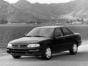 Toyota Camry 4 дв. седан Camry