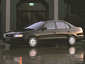 Toyota Carina E 4 дв. седан Carina E