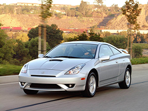 Toyota Celica 3 дв. купе Celica
