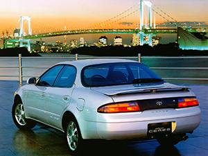 Toyota Corolla Ceres 4 дв. седан Ceres