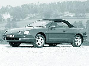 Toyota Celica 2 дв. кабриолет Convertible