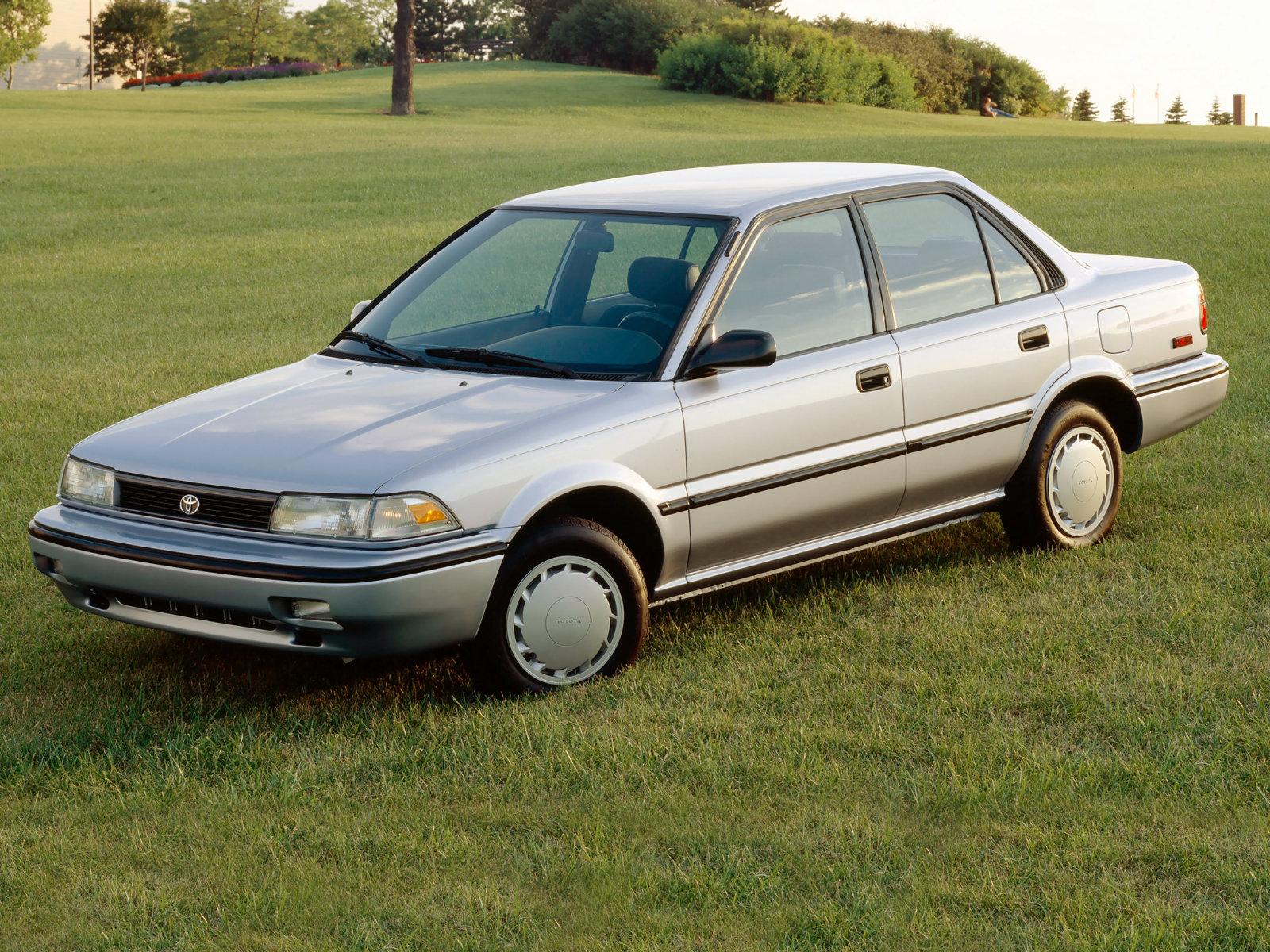 Toyota (Тойота) Corolla 1987-1992 г.