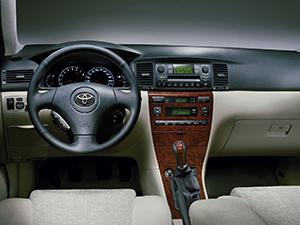 Toyota Corolla 4 дв. седан Corolla