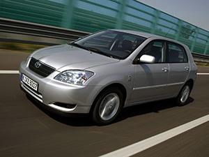 Toyota Corolla 5 дв. хэтчбек Corolla