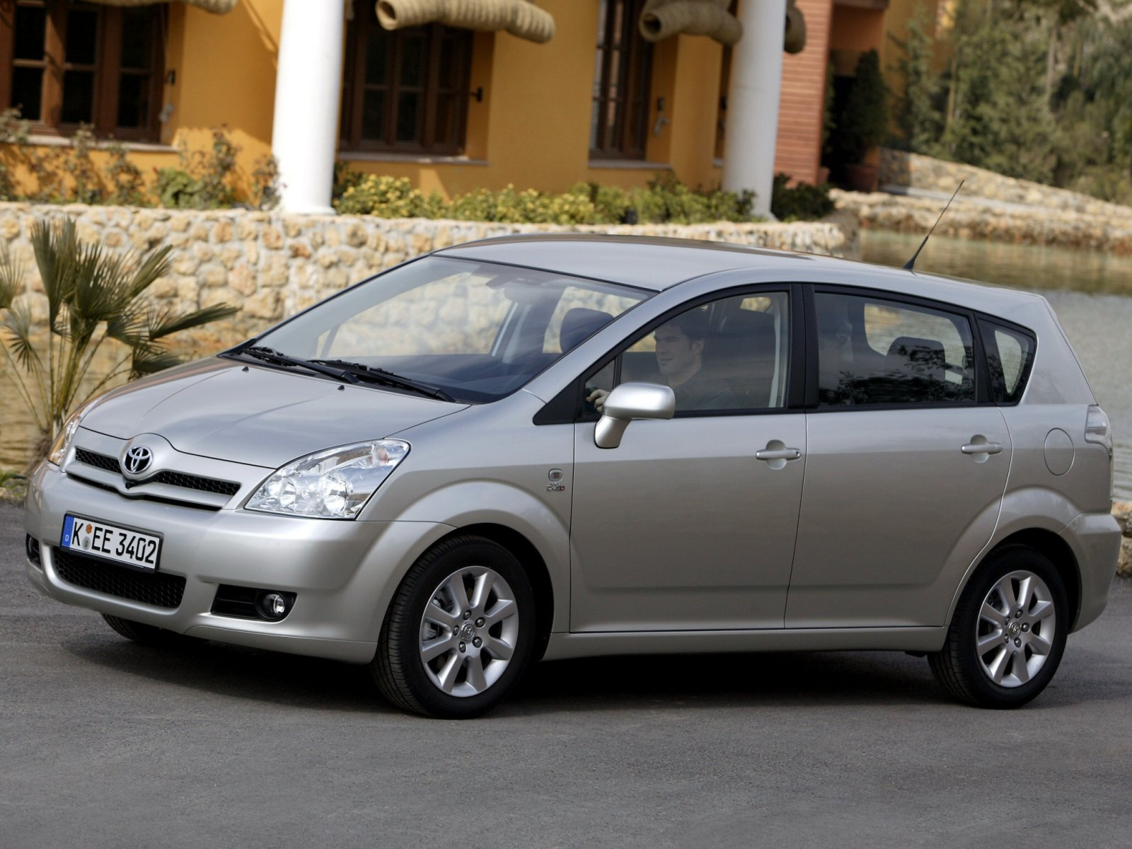 Toyota Corolla Verso 2 : essais, fiabilité, avis, photos ...