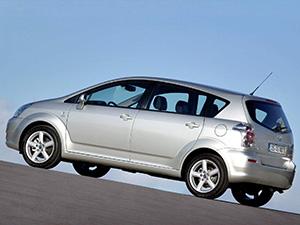 Toyota Corolla Verso 5 дв. минивэн Corolla Verso
