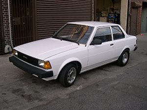 Toyota Corolla 2 дв. купе Coupe