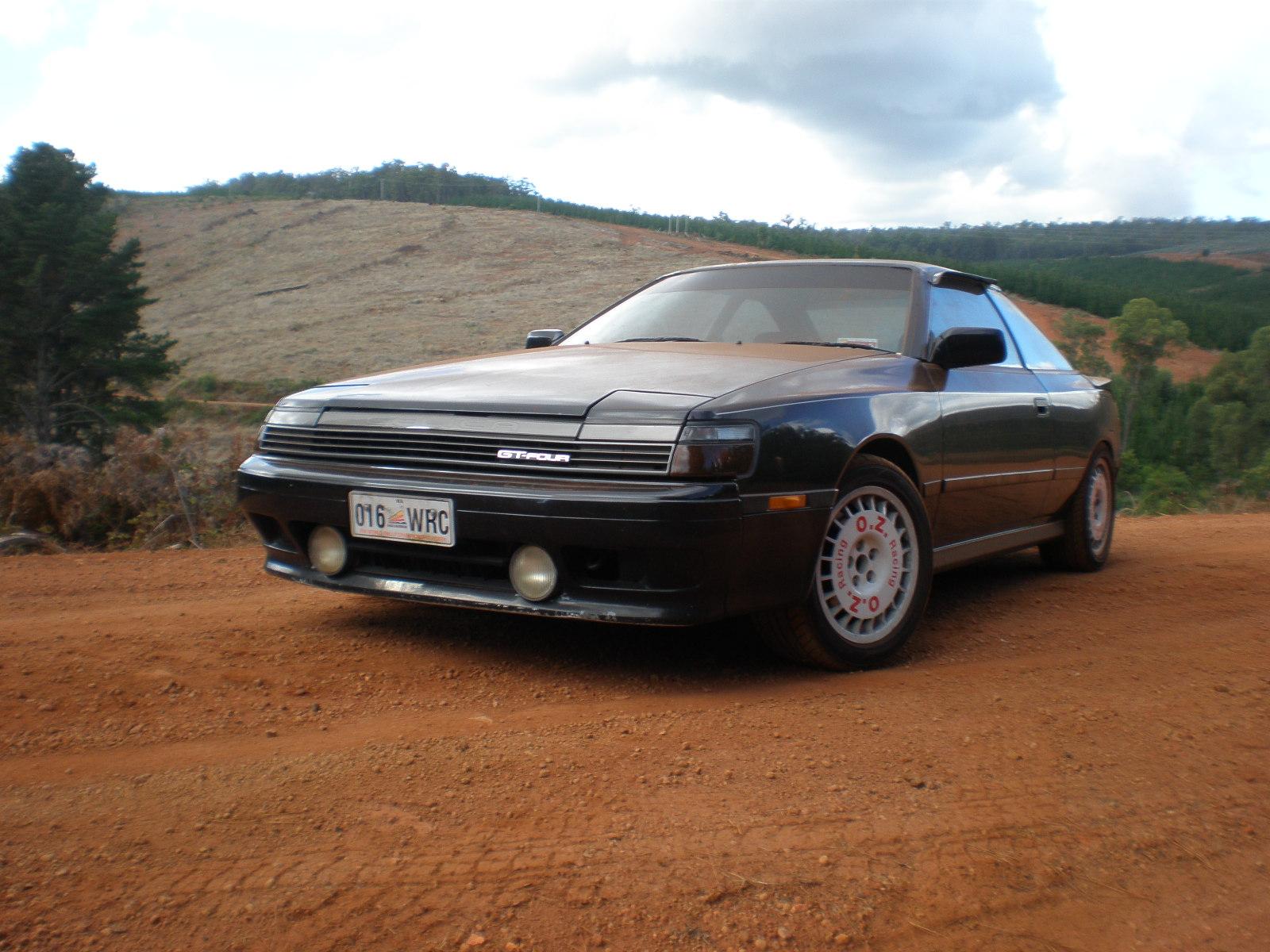Toyota Селика 1989 #10