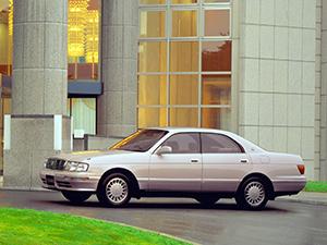 Toyota Crown  4 дв. седан Crown