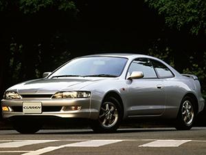 Toyota Curren 2 дв. купе Curren