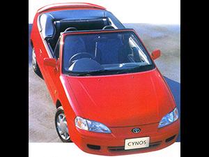 Toyota Cynos 2 дв. кабриолет Cynos