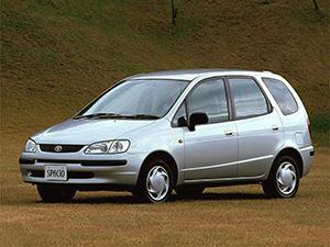 Toyota Corolla Spacio 5 дв. минивэн (E11)
