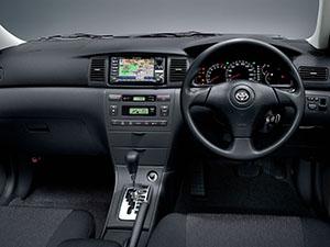 Toyota Corolla Fielder 5 дв. универсал (E12)