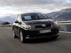 Toyota Auris 3 дв. хэтчбек (E15)