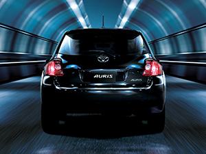 Toyota Auris 5 дв. хэтчбек (E15)